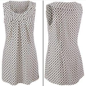 Cabi Cleo sleeveless blouse diamond 3272 top